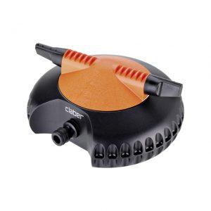 Irrigatore rotante aqualux 2000 claber 8685 confezione 4 for Irrigatore rotante