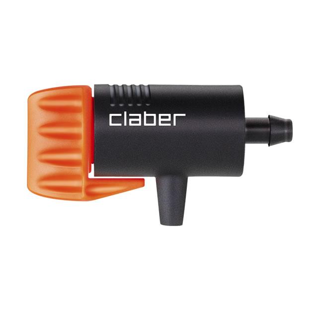 Gocciolatore da 0-6 l/h Claber 91209
