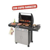Barbecue a gas 3 series classic ls plus campingaz