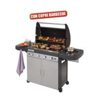 Barbecue a gas 4 series classic ls plus campingaz