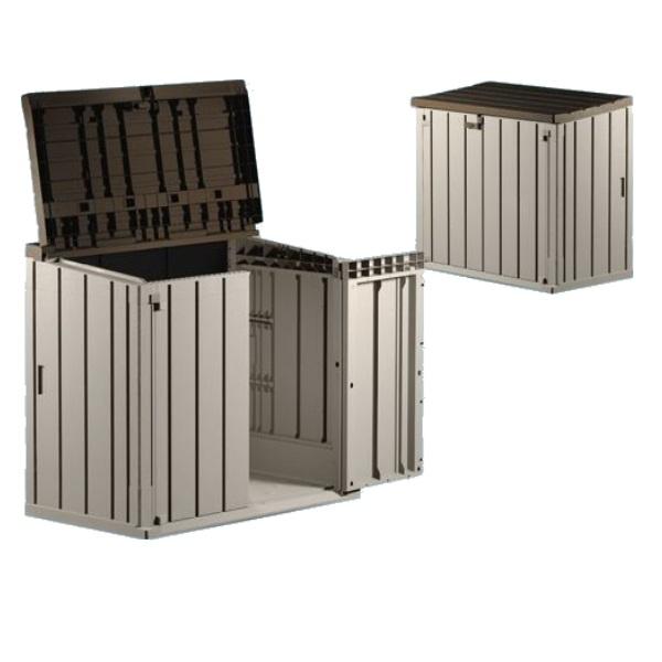 Baule container porta attrezzi Stora Way