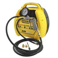 Compressore portatile stanley air kit
