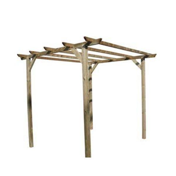 Pergola in legno euro Domus