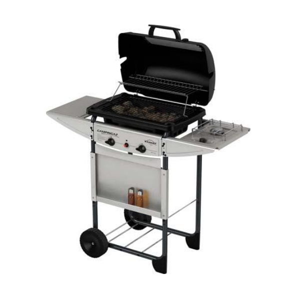 barbecue a gas expert delux campingaz