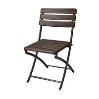 sedia pieghevole wood