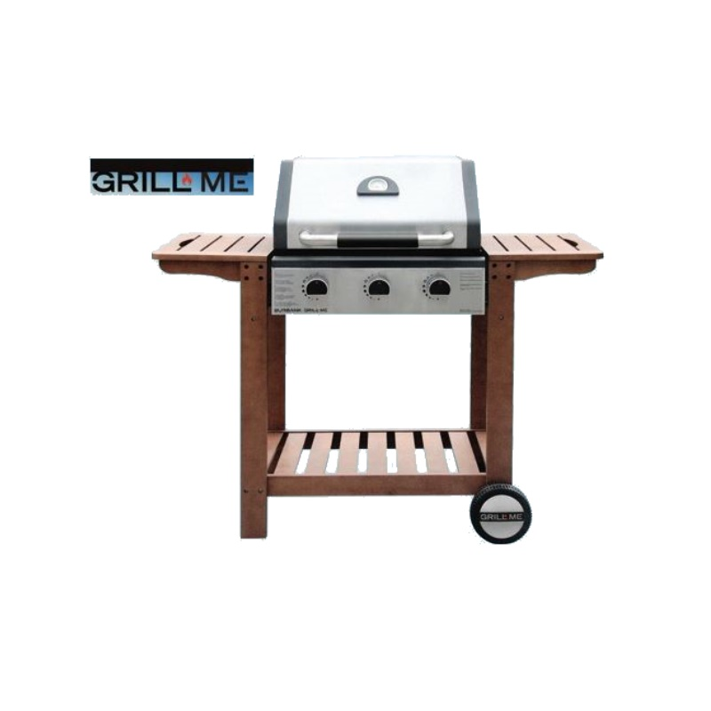 Cattura Barbecue a gas Grill Me Duo leg3