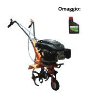 Motozappa con motore a scoppio Green Cat Campo