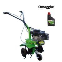 Motozappa con motore a scoppio Green Cat Zolla Elite