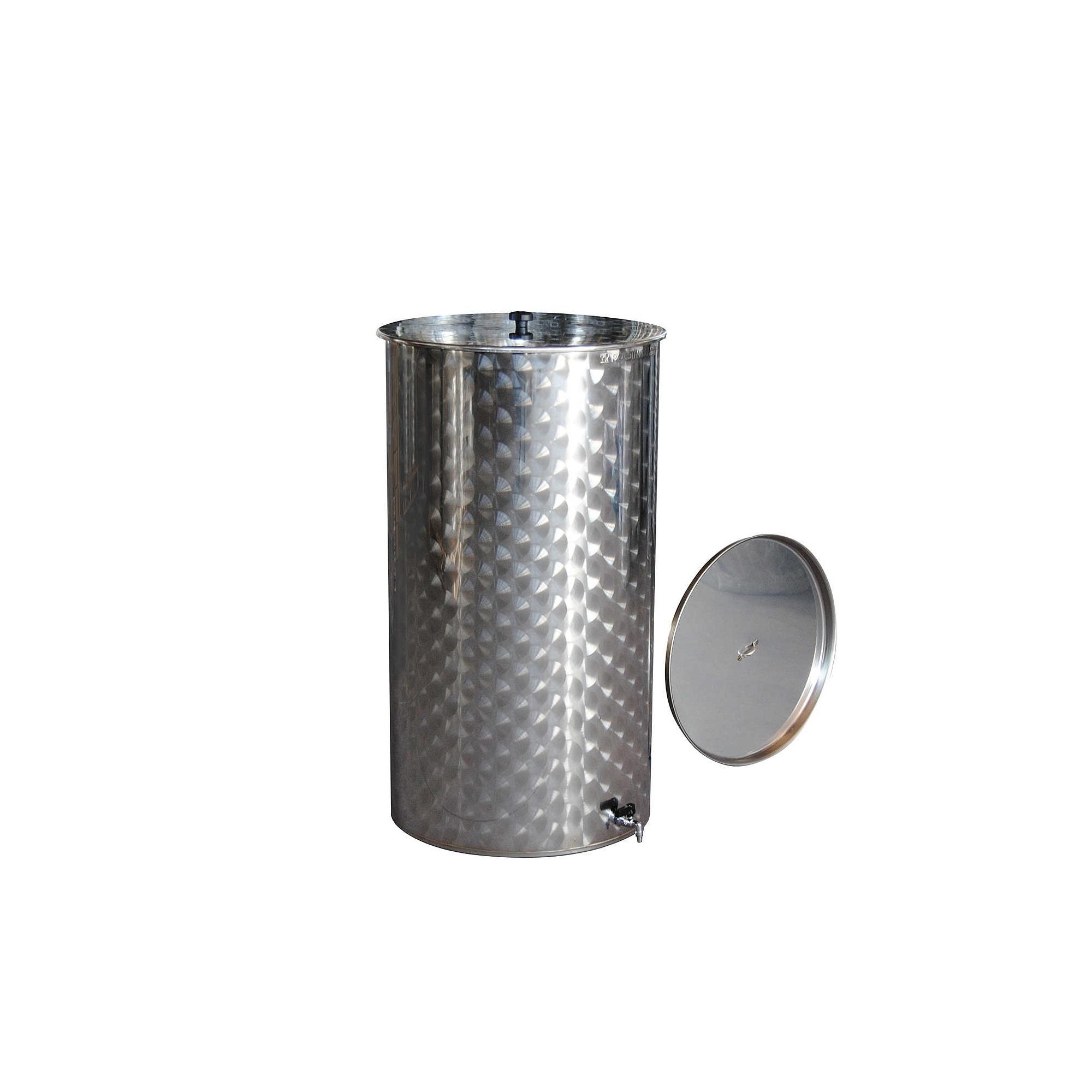 serbatoio-inox-maffei 400 lt