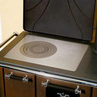 Cucina a legna romantica 6 Kw Fornello mod. 4,5