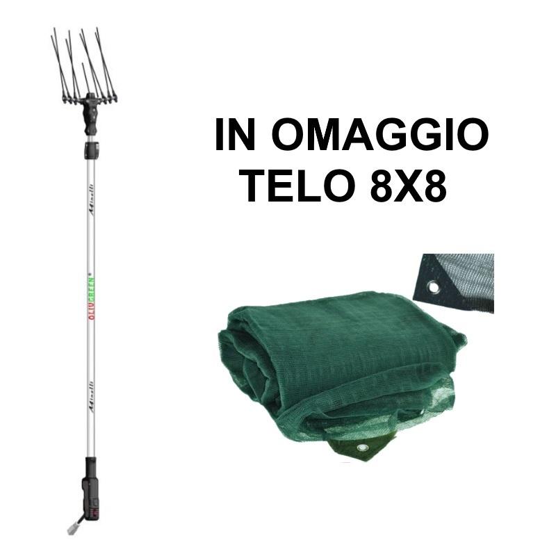 Scuotitore abbacchiatore cogli olive OlivGreen500 Minelli