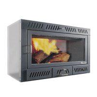 Inserto a legna termoventilato ECOSYSTEM 85