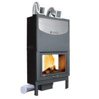Monoblocco a legna termoventilato MBV 100 BIFACCIALE