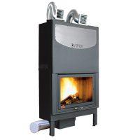 Monoblocco a legna termoventilato MBV 135 BIG FIRE