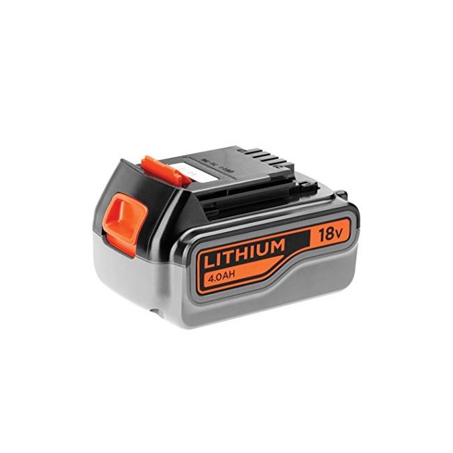 batteria litio bed 18v 4 ah
