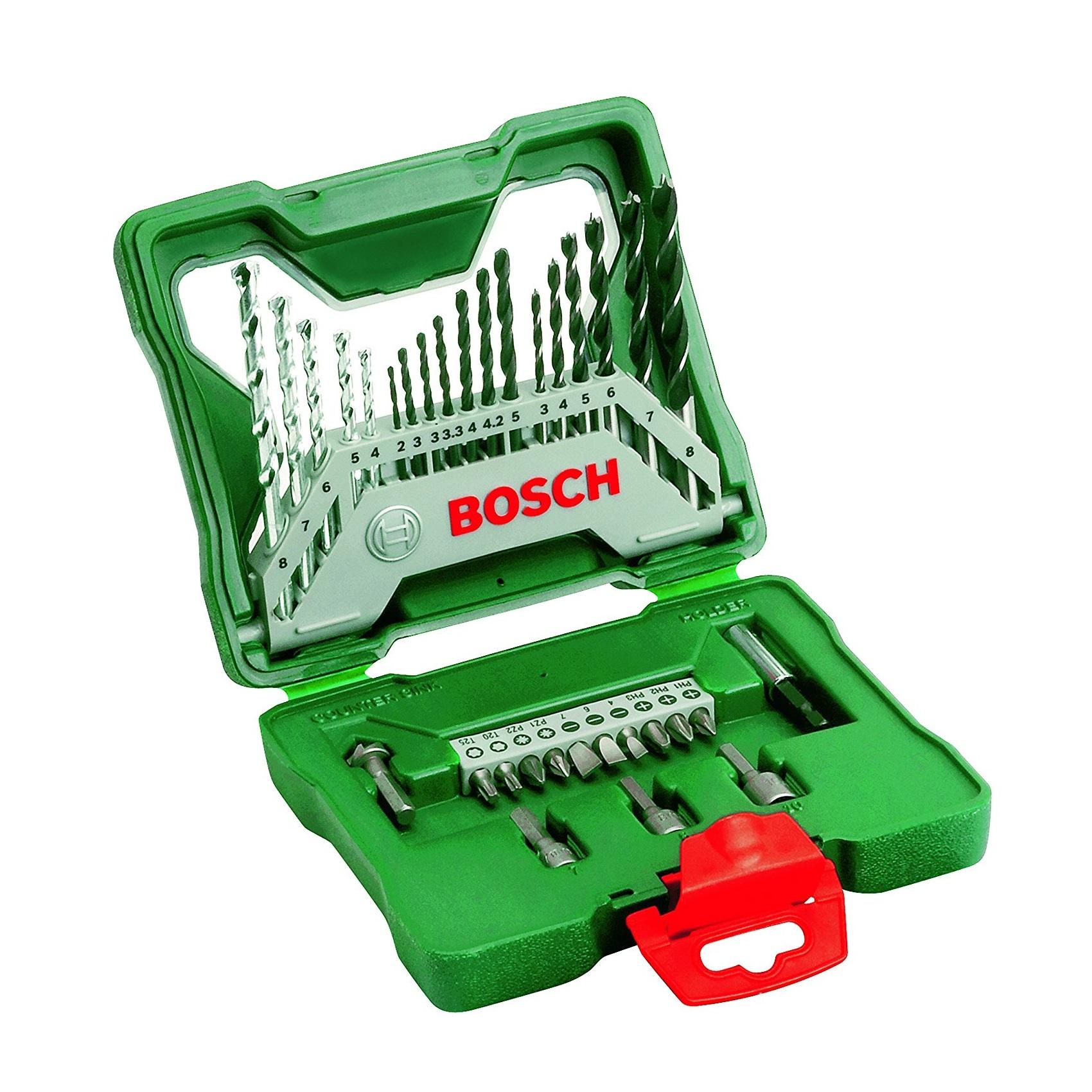 set accessori BOSCH 33 PZ