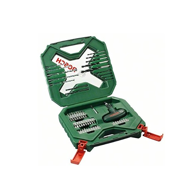 valigetta + set accessori bosch 54 pz