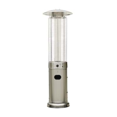 "Termopatio stufa fungo a gas ""PGF1211 stainless steel"" Kw. 11"