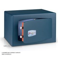 "Cassaforte a mobile Technomax ""Euro Moby key"" MEK/4"