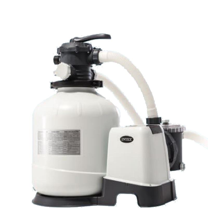 Cattura pompa filtro a sabbia per piscine INTEX 26652