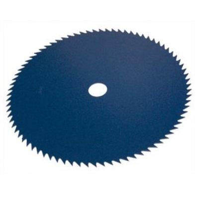 DISCO PER DECESPUGLIATORE STARS ACCIAIO DENTI 80 D.MM 255 S.MM 1,4