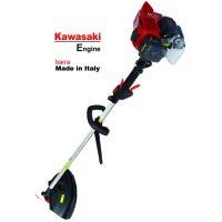 Decespugliatore a scoppio HU-Firma Motore Kawasaki TJ53I