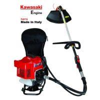 Decespugliatore a zaino HU-Firma Motore Kawasaki