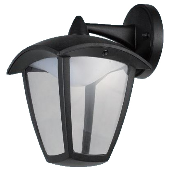 """Lanterna """"Selene Led"""" a muro braccio superiore"""