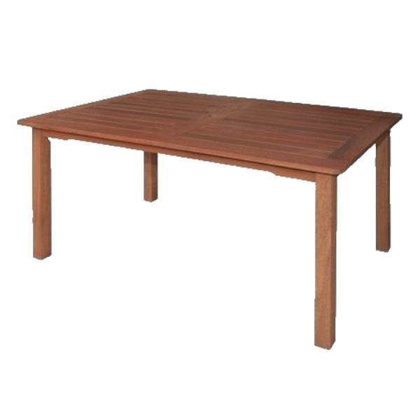 """Tavolo in legno rettangolare """"Impression"""" serie Royal"""