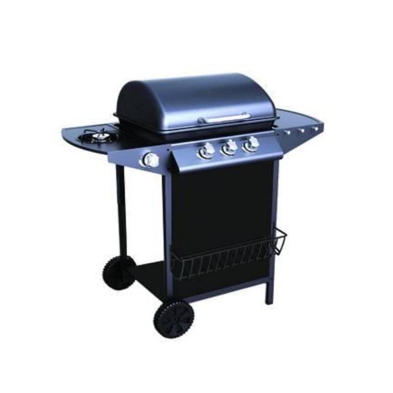 Barbecue a gas Daytona 3 bruciatori 1 fornello