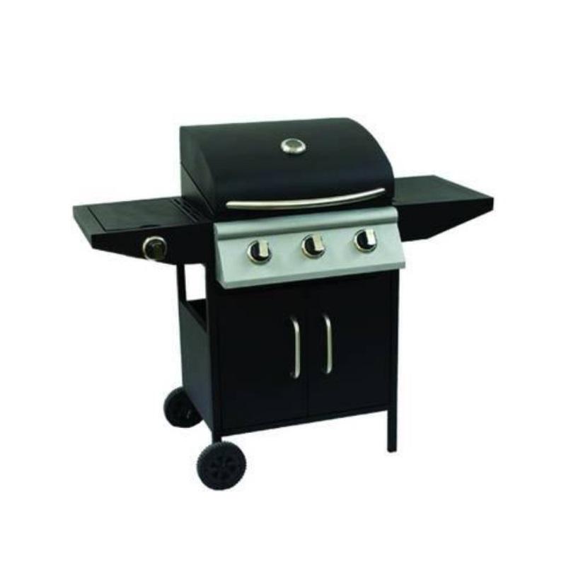 Barbecue a gas Malibu 3 bruciatori + 1 fornello