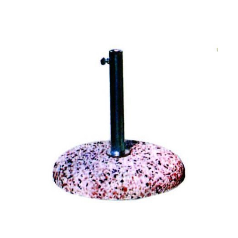 Base ombrellone in graniglia