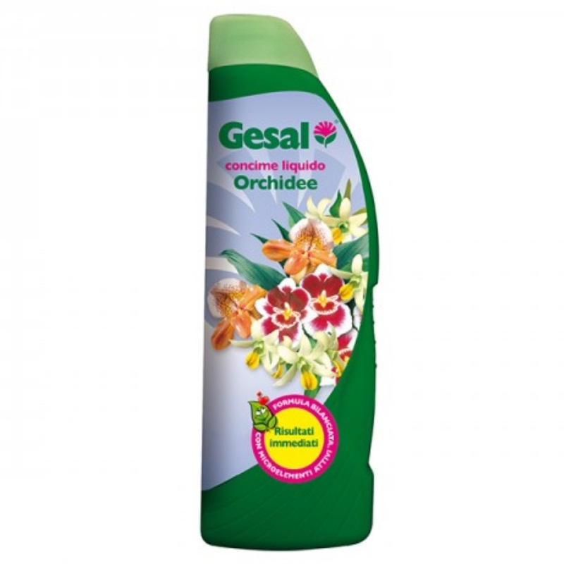 Concime liquido Orchidee Gesal