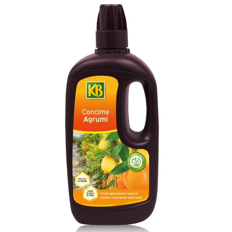 Concime liquido per agrumi By KB