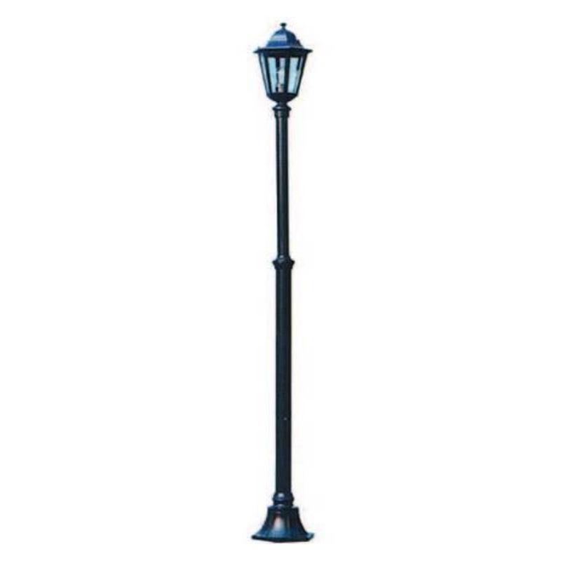 Lampione da esterno Berlino 1 luce su palo 102872