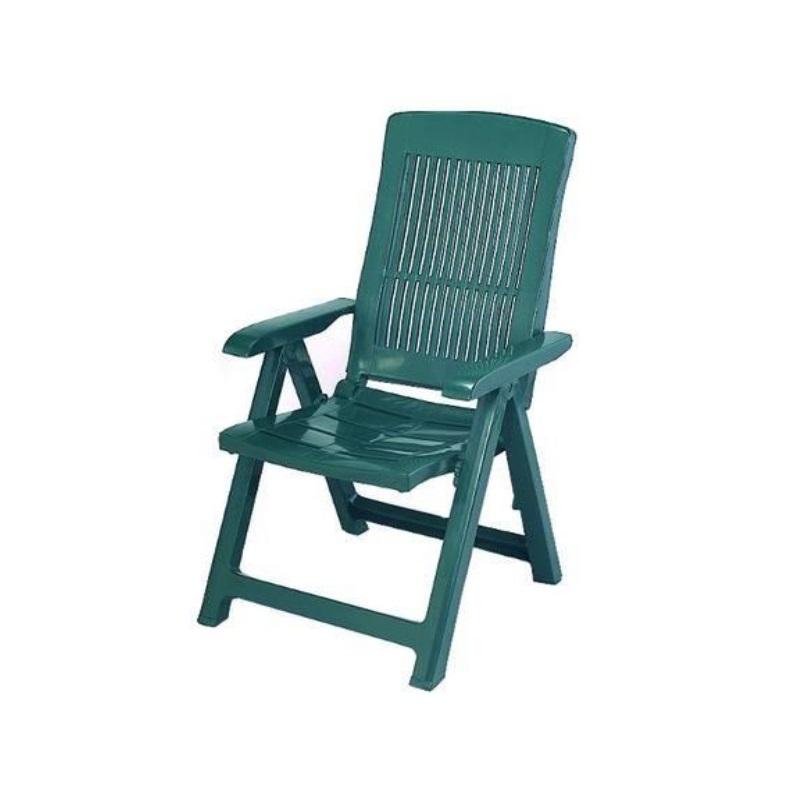 Sedia poltrona Tampa verde 246835 G.F.