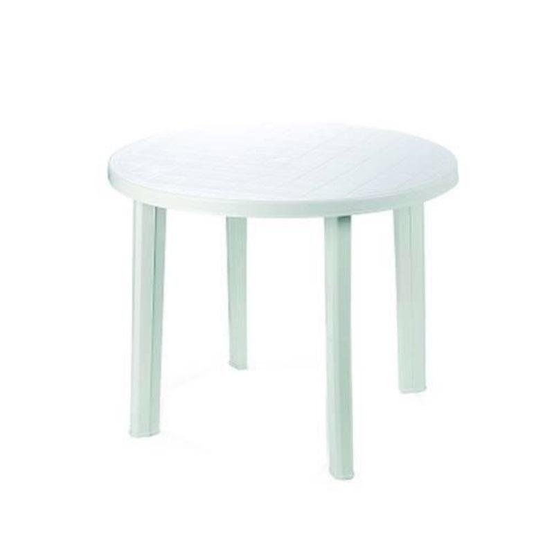 Tavolo tondo bianco 117494 G.F.