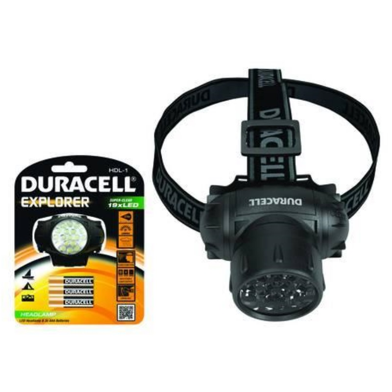 Torcia Led Explorer Headlamp HDL-1