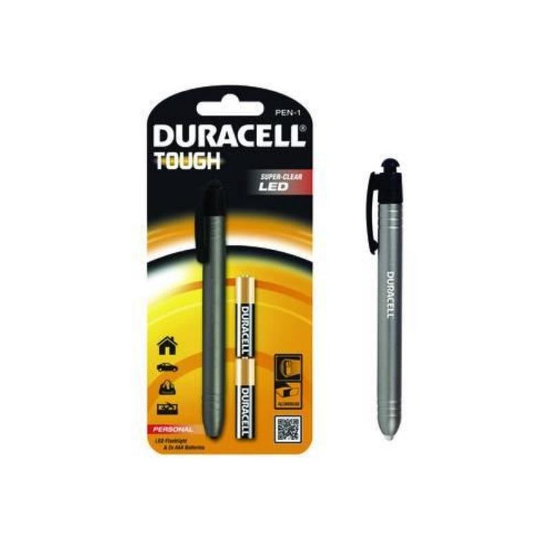 Torcia Led Tough Personal Pen-1 DURACELL