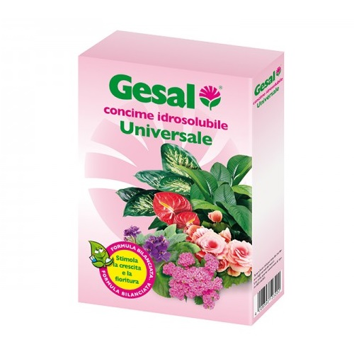 Concime idrosolubile Universale 500 gr By Gesal