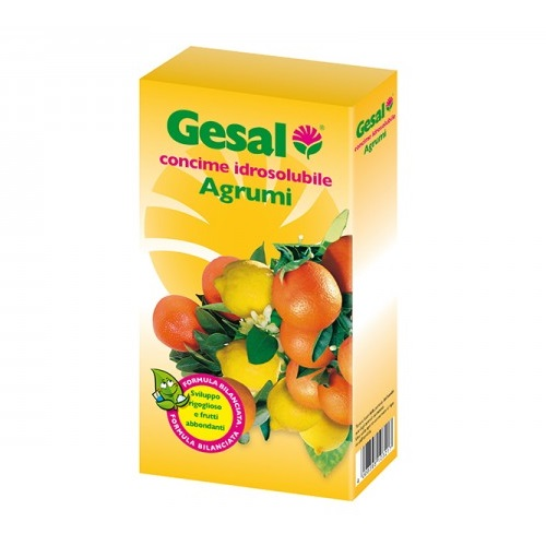 Concime Idrosolubile per agrumi 350 gr. By Gesal