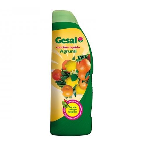 Concime liquido per agrumi 1 Litro By Gesal