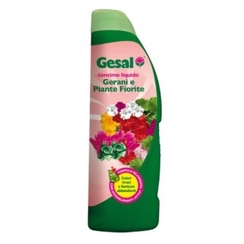 Concime liquido per Gerani 1 Lt. By Gesal