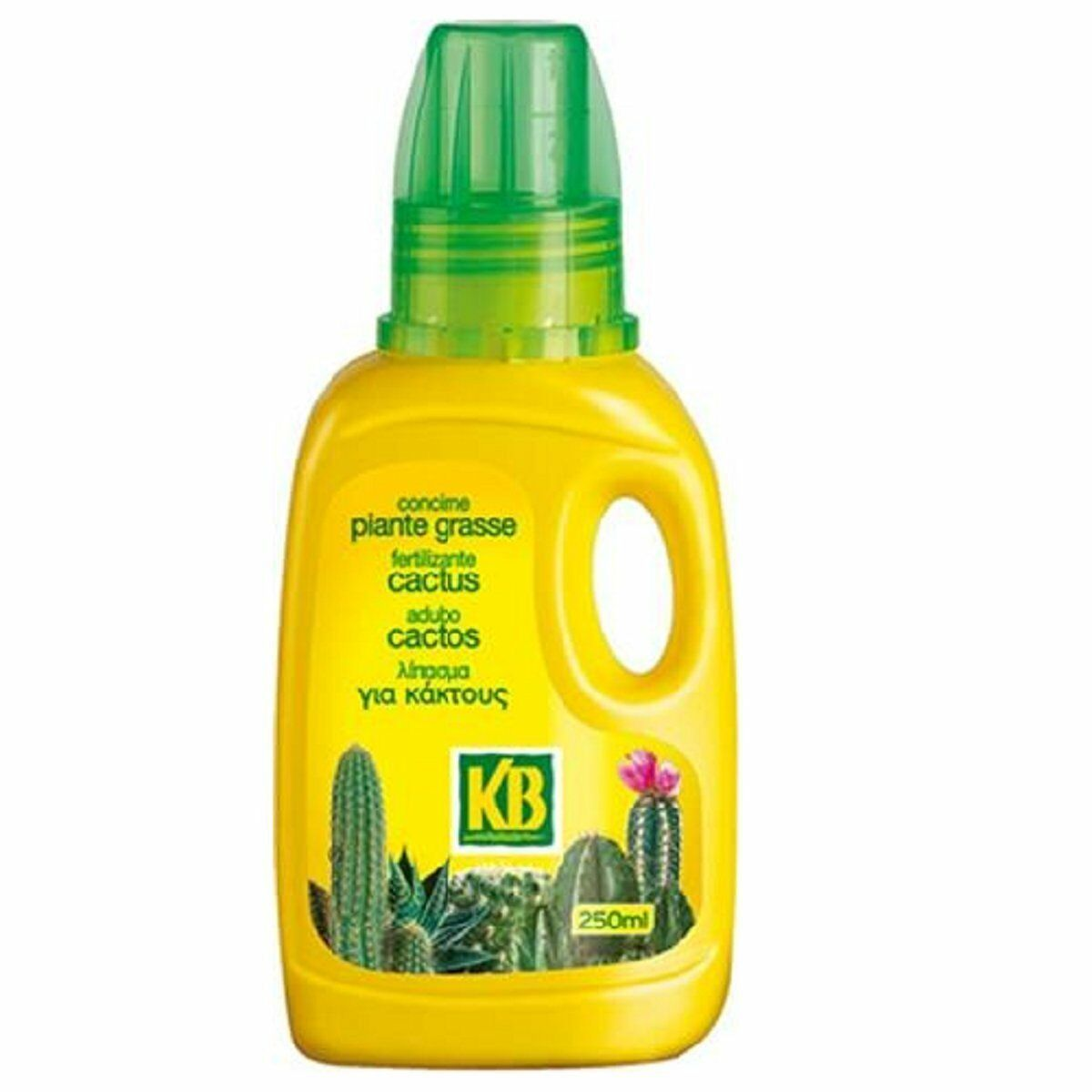 Concime liquido per piante grasse 250 ml. By KB