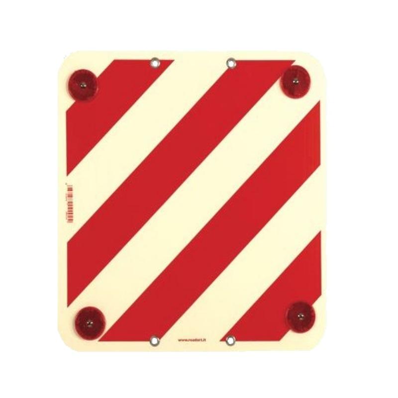Cartello carico sporgente 50x50