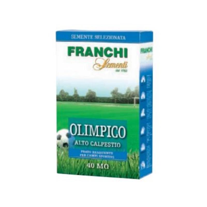 Cattura sementi per prati erbosi Olimpico