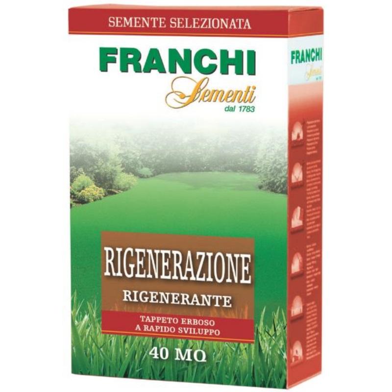 Concime per prato rigenerante FRANCHI