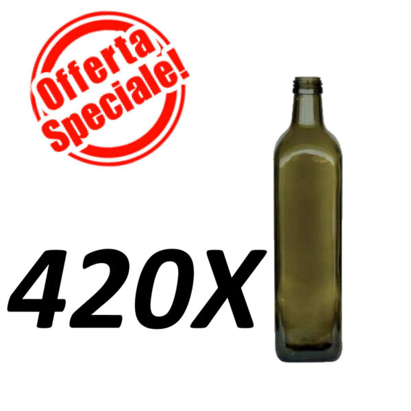 Bottiglia marasca ml.500 - OFFERTA 420 PEZZI