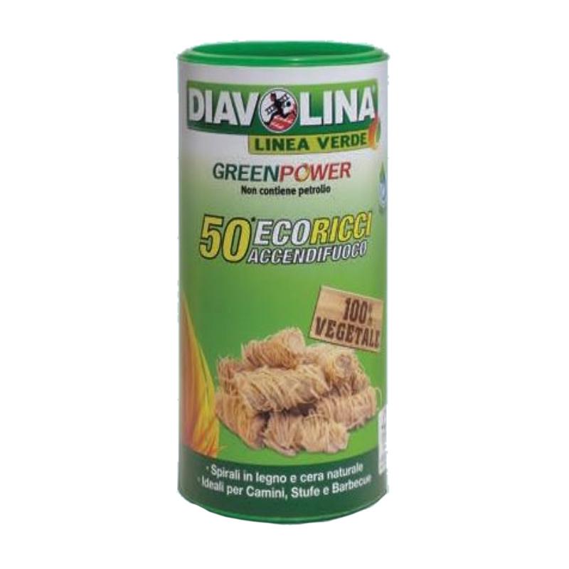 DIAVOLINA ECO RICCI 50