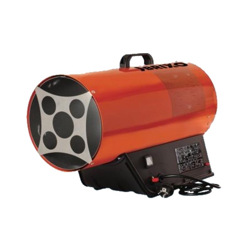 Generatore aria calda a gas 11F Brixo